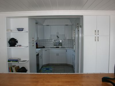 Upstairs Kitchen