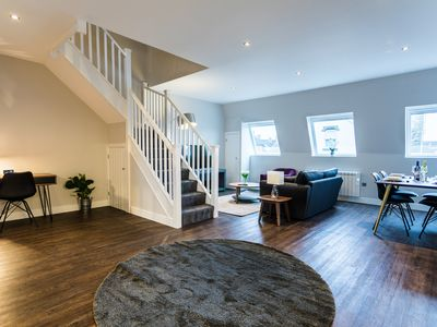 Photo for Beaufort Suite - Luxury Two Bedroom Serviced Flat in Old Town