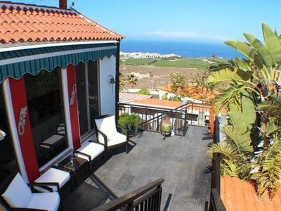 Photo for Holiday apartment Alcala for 2 - 4 persons with 1 bedroom - Penthouse holiday apartment