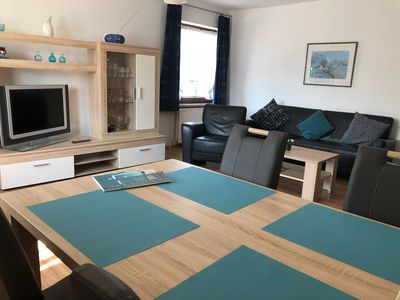Photo for Near the beach, modern apartment - quiet and central location at the same time