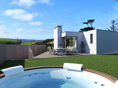 Photo for Rockpools -  a holiday home that sleeps 8 guests  in 4 bedrooms
