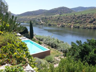 Photo for House located on the banks of the river Douro in the wine region of the Douro Valley