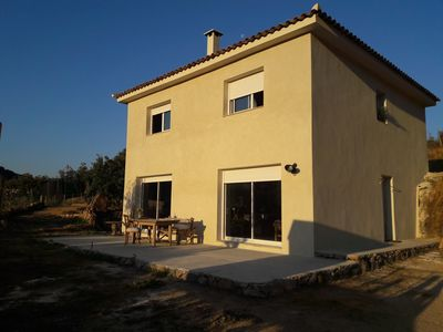 Photo for Bastelicaccia, Beautiful Family House haven of peace between sea and mountain