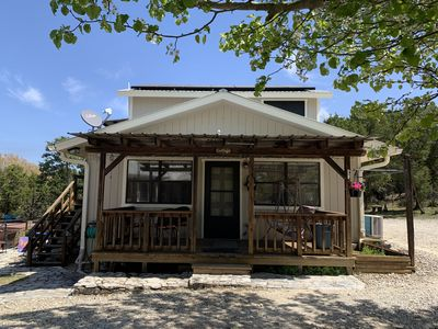 Photo for Cozy  Guest House with Hot Tub and Pool in Wimberley, TX