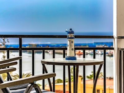 Photo for Lovely apartment with sea view