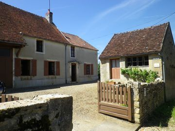 Champlemy, France