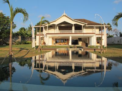 Photo for Hidden Colonial 7 bedroom Villa, Canggu