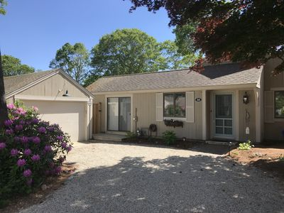 Photo for Charming 3bd/2ba Home in New Seabury w/Pool, firepit, central A/C, near beaches