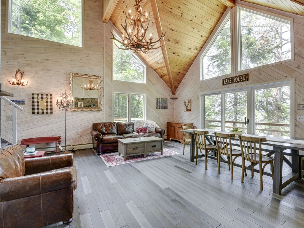 A Larger, Classier Cabin