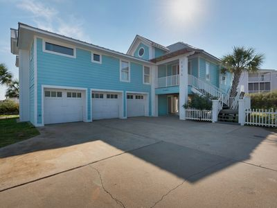 Photo for EXCEPTIONAL BEACH HOUSE! Sleeps 14 with a pool! Perfect for small weddings!