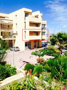 Photo for Port Bormes / Favière - Blow of heart - T4 of 4 people 70m2 with view on the Marina