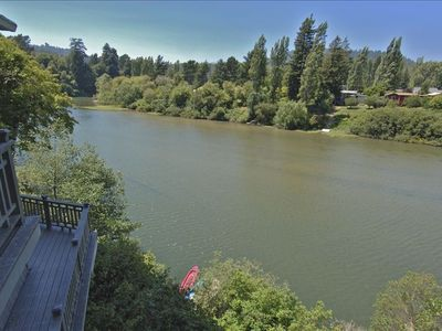 Photo for Riverwest - Amazing Views, Sunny, Riverfront, Private,Tranquil