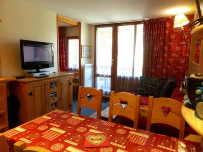 Photo for Apartment Val-d'Isère, 1 bedroom, 6 persons