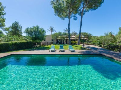 Photo for YourHouse Son Jaumell - villa with pool for 10 guests, near Cala Ratjada