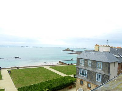 Photo for One bedroom Apartment, sleeps 2 in Saint-Malo