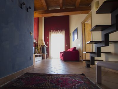 Photo for Ideal apartment for groups and families, historic center.