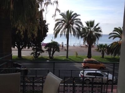 Photo for STUDIO FACING THE SEA IN FULL Promenade Des Anglais
