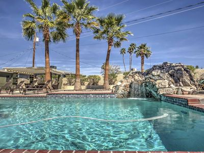 Photo for Lake Havasu Home w/ Private Pool & Sauna!