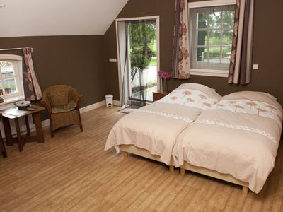 Photo for Rooms with kitchen in farmhouse near Gouda and Utrecht