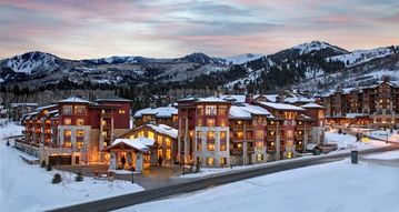 Sunrise Lodge, Park City, Utah, États-Unis d'Amérique