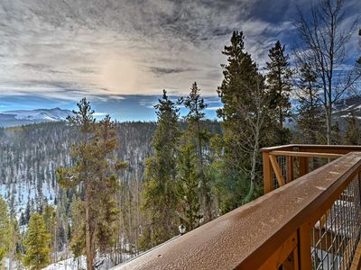 Photo for Stunning Breckenridge Mtn View Home w/ New Hot Tub