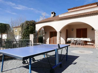 Photo for Stunning private villa for 10 guests with private pool, WIFI and TV