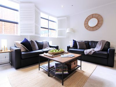 Photo for Hosier Lane Apartment in Melbourne City 2 BEDROOM - With Parking