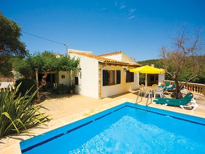 Photo for Secluded 3 bedroom Villa w/pool and modern amenities close to Pollensa