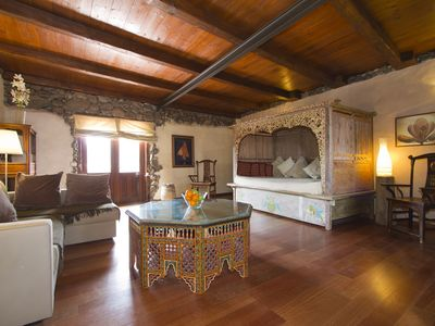 Photo for Private/Spacious Eco Luxury Villa, Pool, Park, 300mt to Beach, incl Car/Transfer