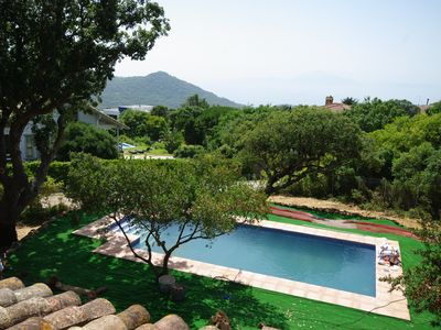 Photo for Stunning villa with pool in El Cuartón