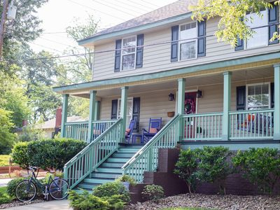 Photo for Vacation Rental House in Downtown Greenville SC With 6 Bedrooms, Sleeps 16
