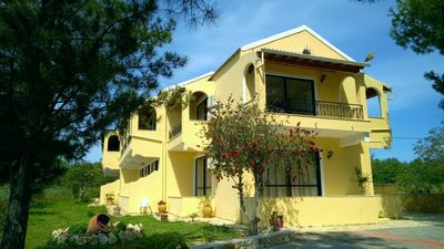 Photo for Beautiful Apartments in a green and peaceful area near the beach on Corfu island