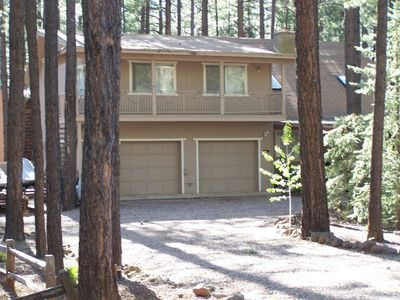 Photo for Large 4 BR Cabin in the Tall Pines,  Pinetop Country Club
