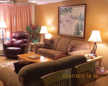 Photo for Slopeside Luxury Ski in-Ski out Condo in the Heart of Everything