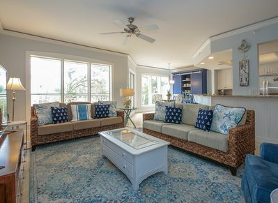 Living Room with Access to Balcony at 103 Windsor Place