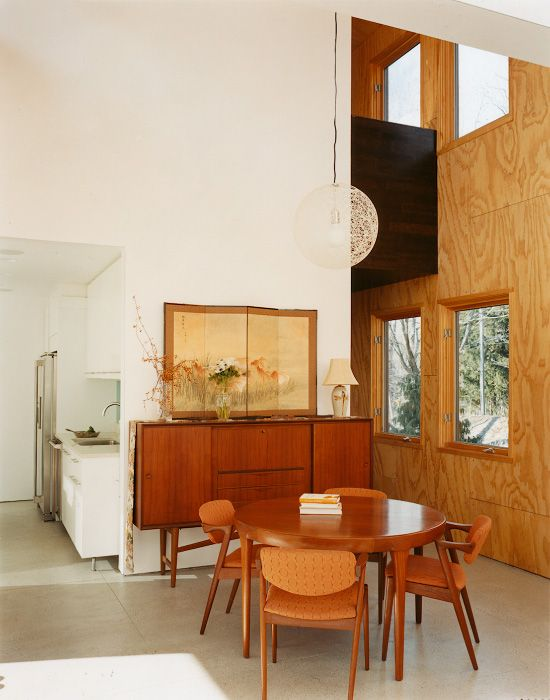 Photos From Dwell. Living Room. Dining Room