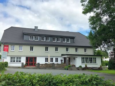 Photo for Large group house in Sauerland with a private spa, garden and terrace