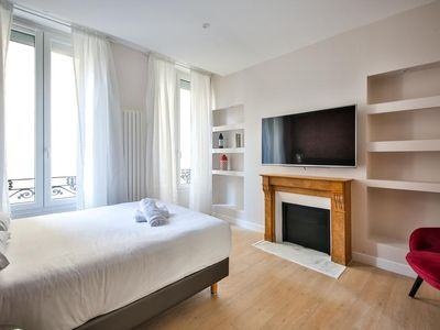 Photo for 205 Magnificent Apartment le Marais10 People