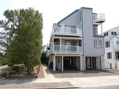 Photo for Beautiful Beach Block Townhouse in Townsends Inlet!