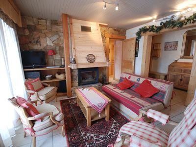 Photo for Holiday apartment Cembro 8 pers. 1 min from the slopes, 3 bedrooms, spacious 90m²