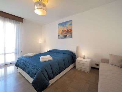 Photo for CANAL VIEW APARTMENT, IN CANNAREGIO AREA, WI-FI AND WASHING MACHINE
