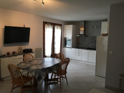 Photo for Holiday House 3 rooms in Courseulles - 100 meters from the sea