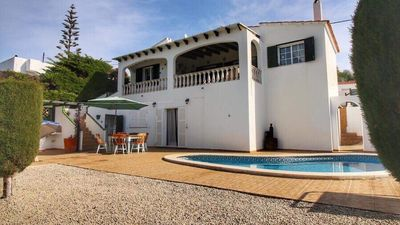 Photo for 3BR Villa Vacation Rental in Cala en Porter, PM