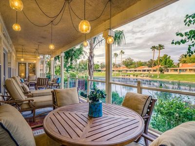 Photo for Villa Serena - Beautifully appointed, lake view, luxury home - By PADZU