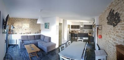 Photo for New house Chéray (St-Georges-d'Oléron) 3 bedrooms, up to 8 people