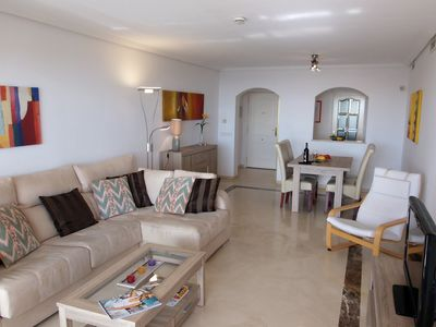Photo for Apartment / app. for 4 guests with 120m² in Benahavís (111069)