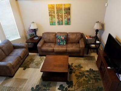 Photo for Mi Casa Es Su Casa - Clean and Cozy 10 mins from Ft Bliss with Refrigerated Air