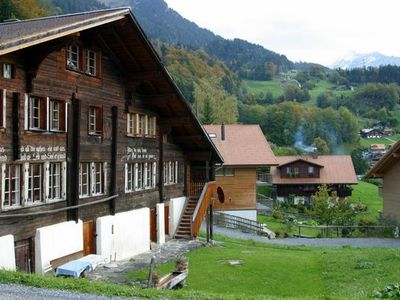 Holiday apartment Hasliberg Reuti for 1 - 10 persons with 3 bedrooms - Multistorey holiday home/mais