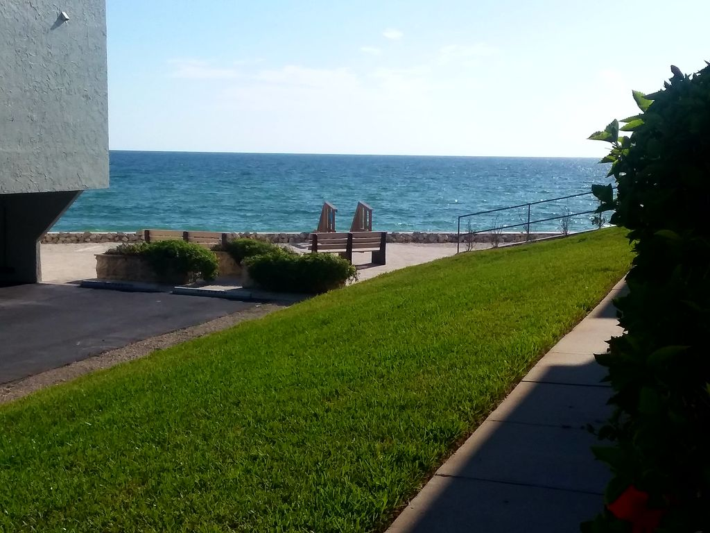 Summer specials , Beach Front Condo with Pool on Beautiful ...
