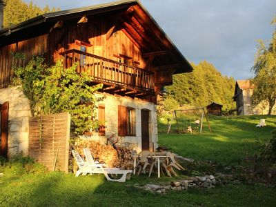 Photo for The little house in Chantemerle, 6-8 people
